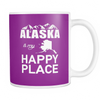 Mug Alaska happy place ALA2004
