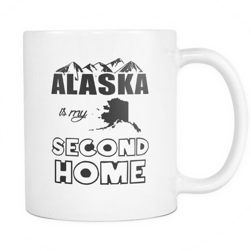 Mug Alaska second home ALA2005
