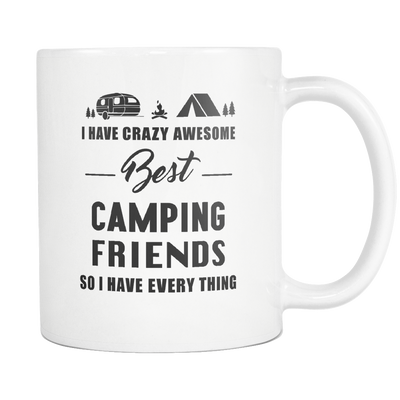 Mug Best camping friends camp1094