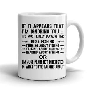 Mug busy fishing fis2004