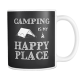 Mug Camping is my happy place camp1099