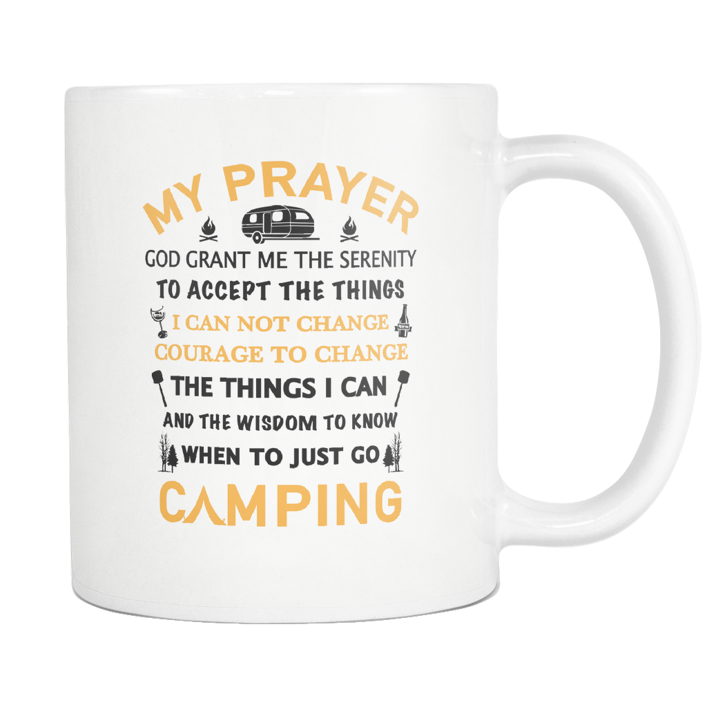 Mug Camping prayer camp1102