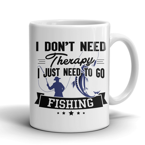 Mug fishing therapy FIS2001