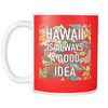 Mug hawaii is always a good idea haw2037