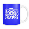 Mug i love photography PHO2002
