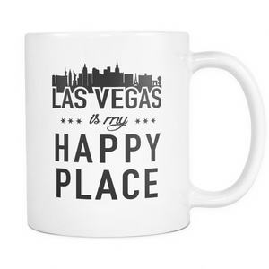 Mug las vegas is my happy place VG2002