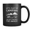 Mug Let's just go camping camp1130