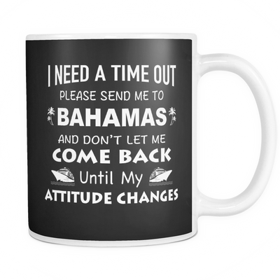 Mug please send me to bahamas BHM2001
