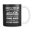 Mug Please send me to the mountains MT2001