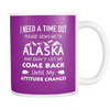 Mug send me to alaska ALA2006