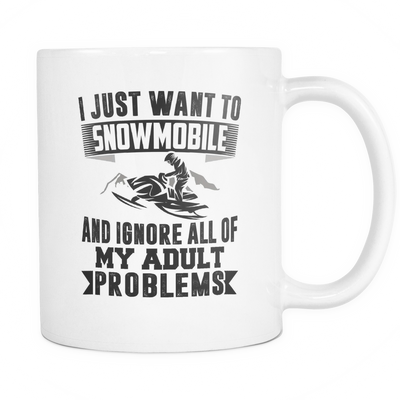 Mug snowmobile ignore problem SM2001