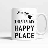Mug this is my happy place HAW2020