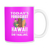 Mug today's hawaii chance drinking HAW2029