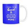 Mugs 11oz Bonfire and wine Camping CAMP2054