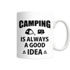 Mugs 11oz camping is alway a good idea CAMP2026