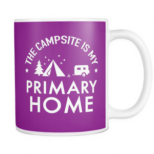 Mugs 11oz campsite is my primary home camping CAMP2042