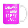 Mugs 11oz Caravan is my happy place CAMP2060