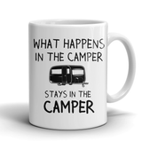 Mugs 11oz stays in the camper camping CAMP2014