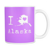 Mugs Alaska Cups Coffee Love ala2008