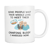 Mugs Camping buddy camp1157