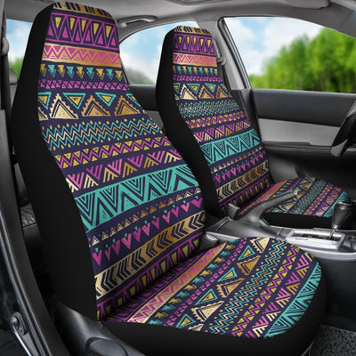 Multicolor Tribal aztec Universal Fit Car Seat Covers