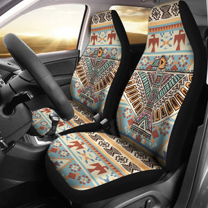 Native American Eagle Pattern Universal Fit Car Seat Covers