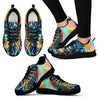 Native Indian Girl Women Sneakers
