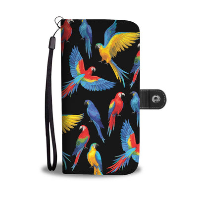 Parrot Wallet Phone Case