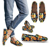 Pineapple Butterfly Plumeria Women Casual Shoes-JorJune.com