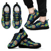 Pineapple Color Art Men Sneakers