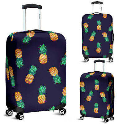 Pineapple Pattern Luggage Cover Protector