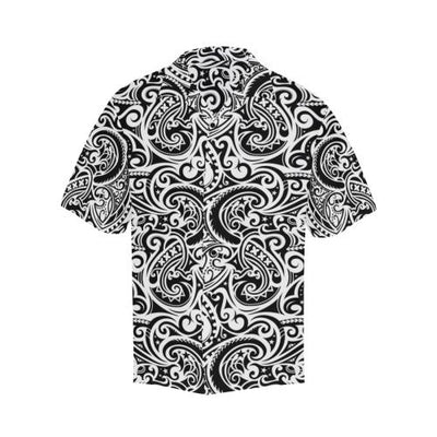 Polynesian Traditional Tribal Men Hawaiian Shirt