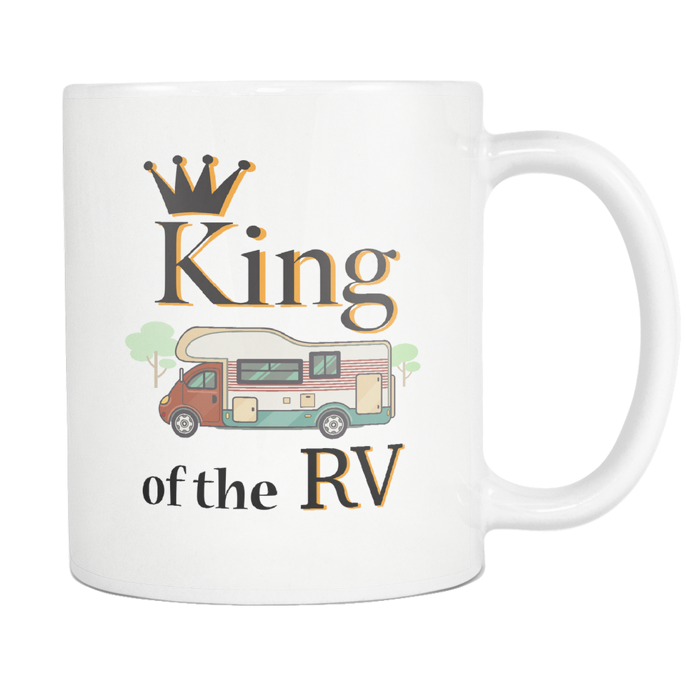 Queen - King of the RV camping camp1175