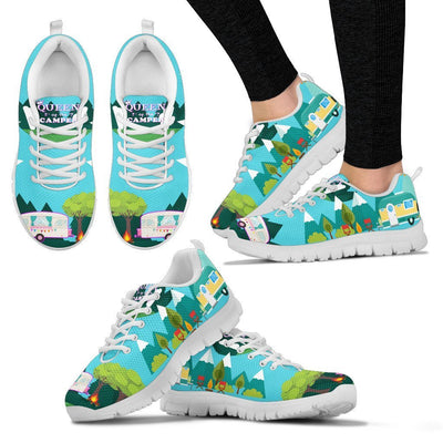 Queen of the Camper Camping Women Sneakers
