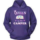 Queen of the Camper Shirts camp1113