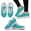 Sea Turtle Pattern Women Sneakers