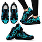 Sea turtle Polynesian style Hawaiian Women Sneakers
