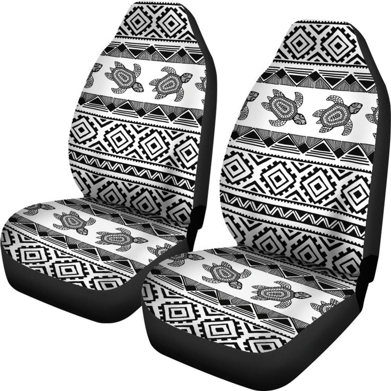 Sea Turtle Tribal Aztec Universal Fit Car Seat Covers