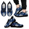 Sea Turtle Tribal Men Sneakers