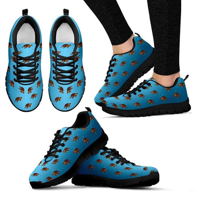 Sea Turtle Women Sneakers