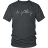 Shirt Bicycle Heartbeat CYC1001