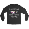 Shirt Camping makes me feel alive camp1164