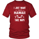 Shirt Hawaii take naps HAW1007