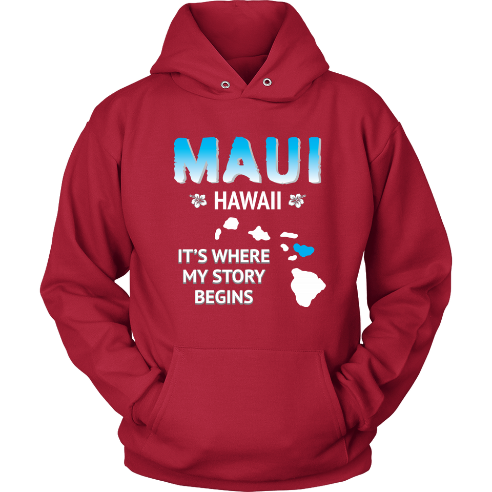 Shirt Maui Hawaii HAW1013