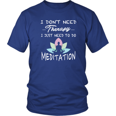 Shirt Meditation therapy YOME1001