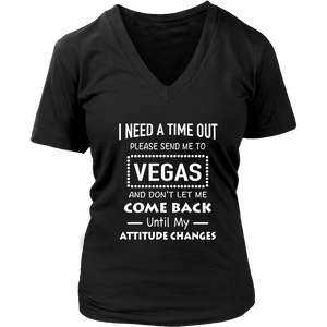 SHIRT - PLEASE SEND ME TO VEGAS VG1001