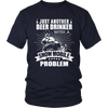 SHIRT - SNOWMOBILE PROBLEM SM1004