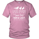 SHIRT - SUPER SEXY HORSE LADY HOR1004