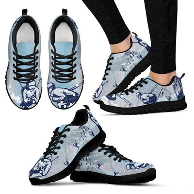 Ski Resort Women Sneakers