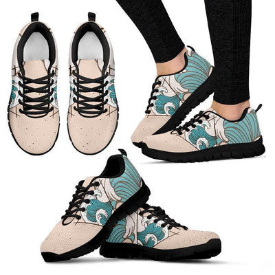 Surfing Women Sneakers